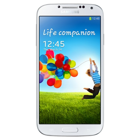 Telefon mobil Samsung I9505 GALAXY S4, 16GB, White