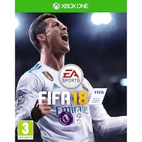 FIFA 18 játék Xbox One-ra