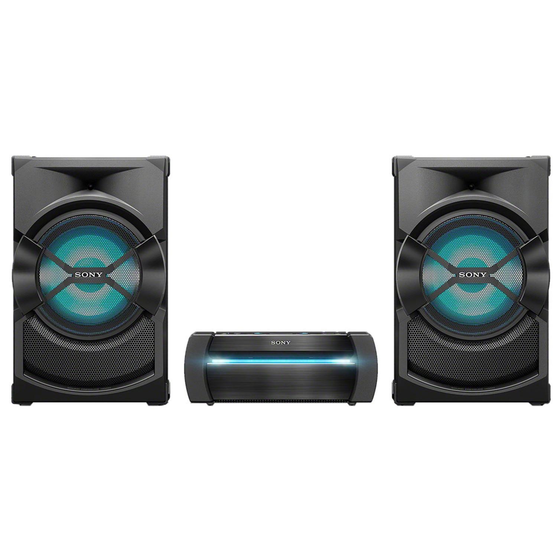 Fotografie Sistem Audio Sony SHAKE-X30 High Power, Hi-Fi, Bluetooth, NFC, Party music
