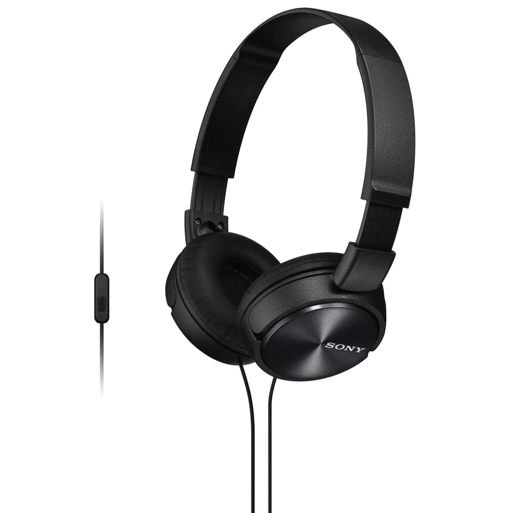 Fotografie Casti audio Sony MDRZX310APB, tip DJ, Control Telefon, Negru