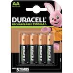 Acumulatori Duracell AAK4, R6, 2500mAh, 4 buc
