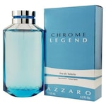 Тоалетна вода за мъже Azzaro Chrome Legend, 125 мл