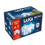 Филтри Laica Biflux за филтрираща кана, 3 броя + 1