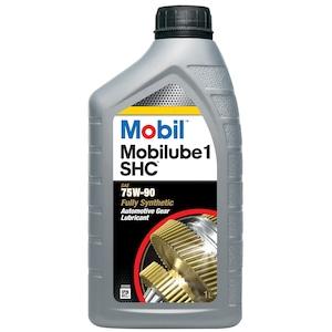 Ulei pentru cutie viteze manuala Mobilube 1 SHC, 75W90, 1L
