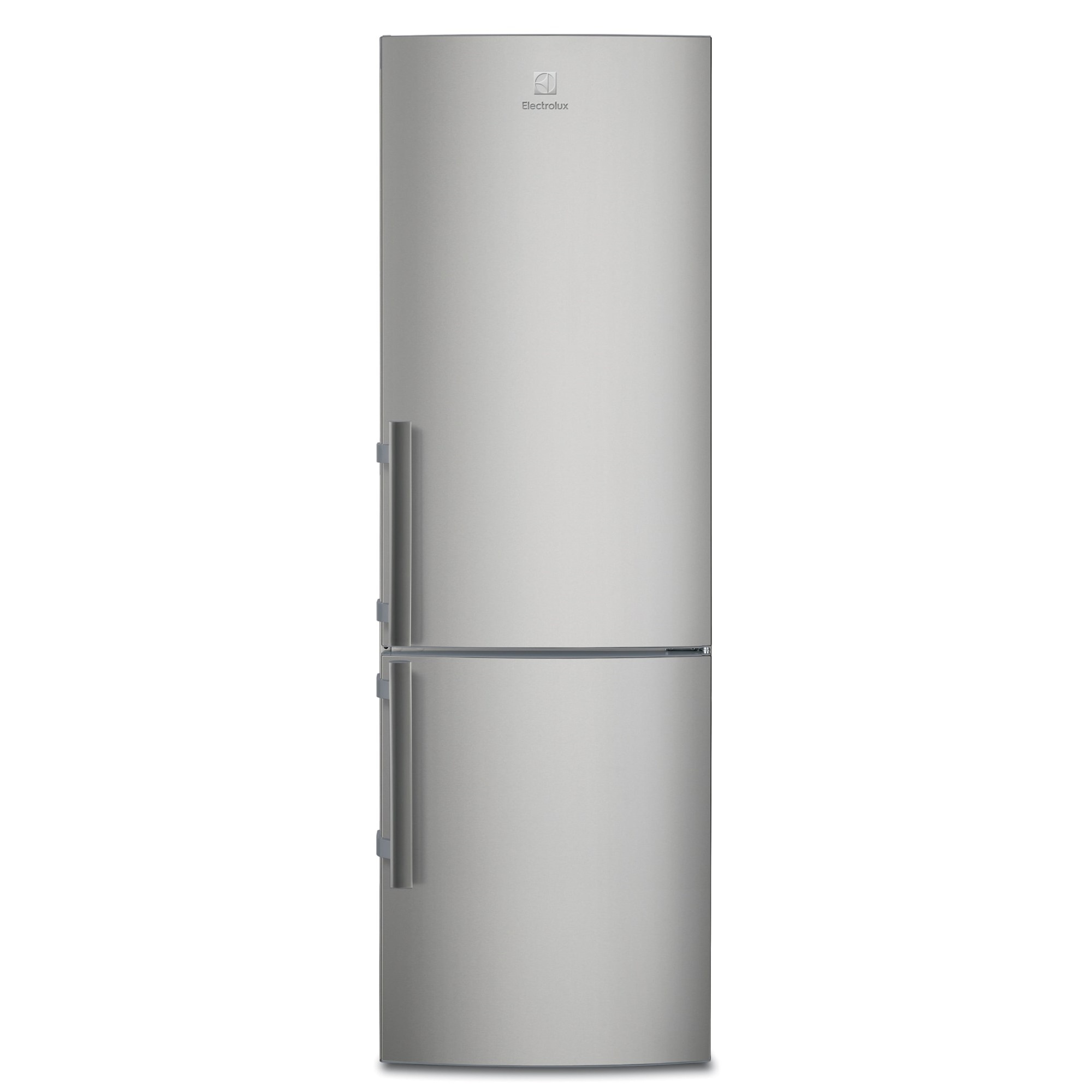 Fotografie Combina frigorifica Electrolux EN3601MOX, 337 l, Clasa A++, H 185 cm, Inox antiamprenta