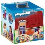 Игра Playmobil Dollhouse, Мебелирана къща за кукли