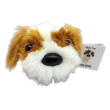 Плюшена играчка Artlist куче Shih Tsu