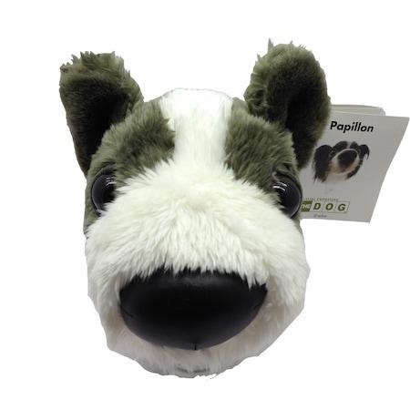 Плюшена играчка Artlist куче Papillion