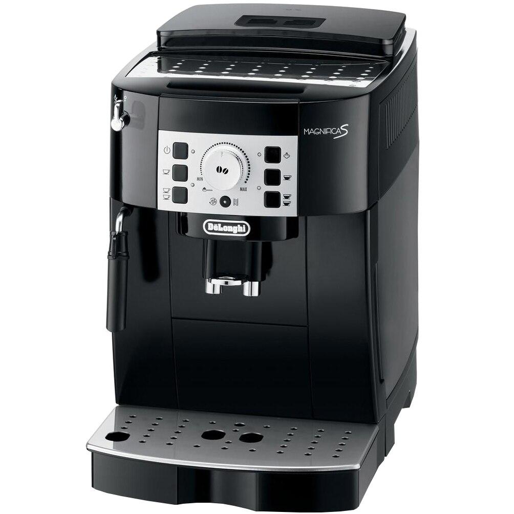 Fotografie Espressor automat De'Longhi Magnifica S ECAM 22.110B, 1450W, 15 bar, 1.8 l, Negru