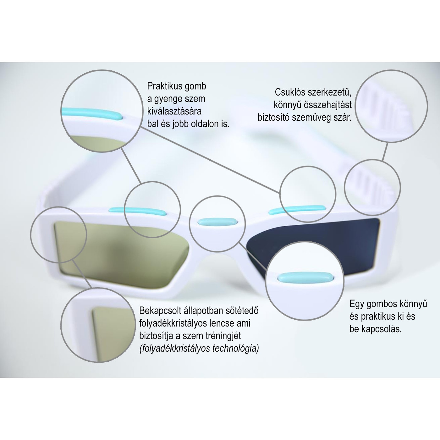 Ezek a lézeres látásjavítás legfőbb kritériumai.