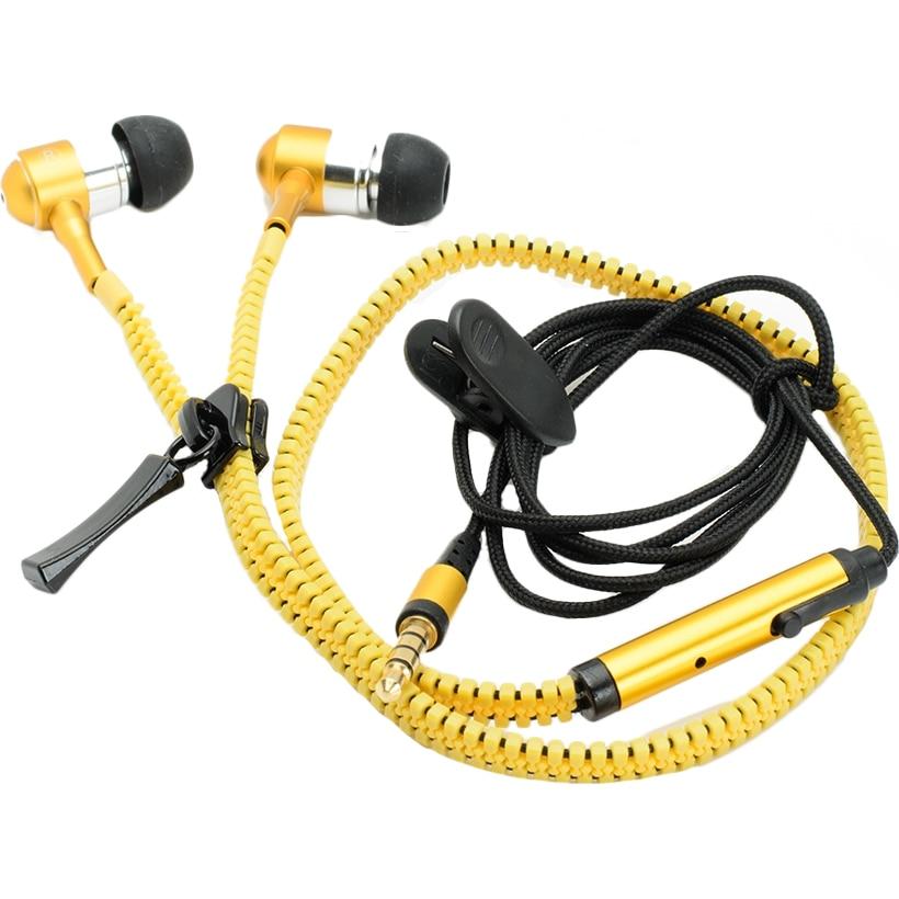 Fotografie Casti audio E-Boda CML 400, In-ear, Galben