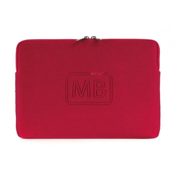 "Fotografie Husa Tucano New Elements pentru MacBook Air 11"", Red"