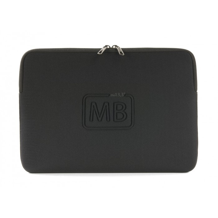 "Fotografie Husa Tucano New Elements pentru MacBook Pro 13"", Black Carbonium"