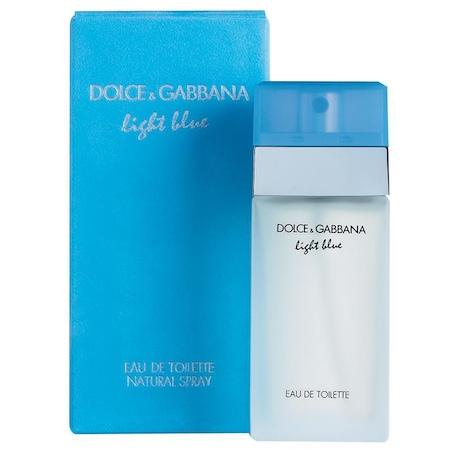 Apa de Toaleta Dolce & Gabbana Light Blue, Femei, 100ml