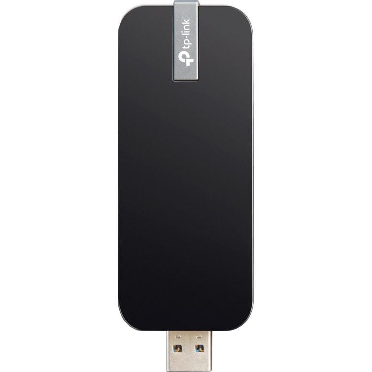 Fotografie Adaptor wireless AC1300 TP-Link Archer T4U, MU-MIMO, dual band, USB 3.0