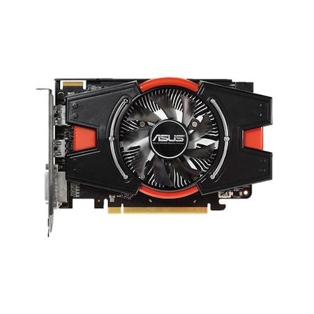 Placa video Asus AMD Radeon R7 250X, 1024MB, GDDR5, 128bit, HDMI, 1 x DVI, Display Port, Dust-Proof Fan