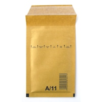 Плик с въздушни мехурчета 120 х 175 mm, опаковка 100