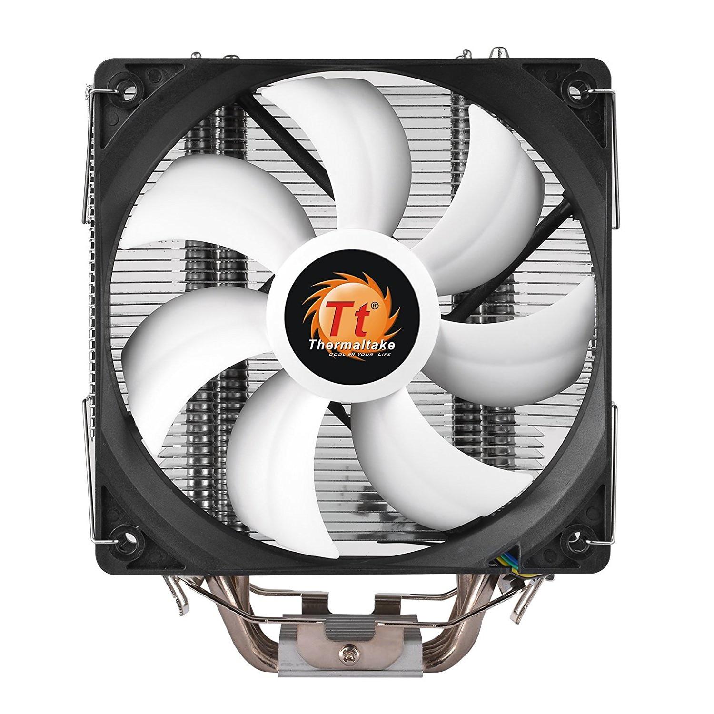 Fotografie Cooler Procesor Thermaltake Contac Silent 12, compatibil Intel/AMD