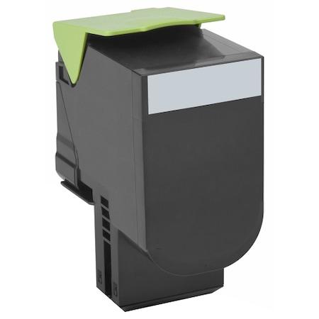 Тонер Lexmark 80C2HK0 Черен