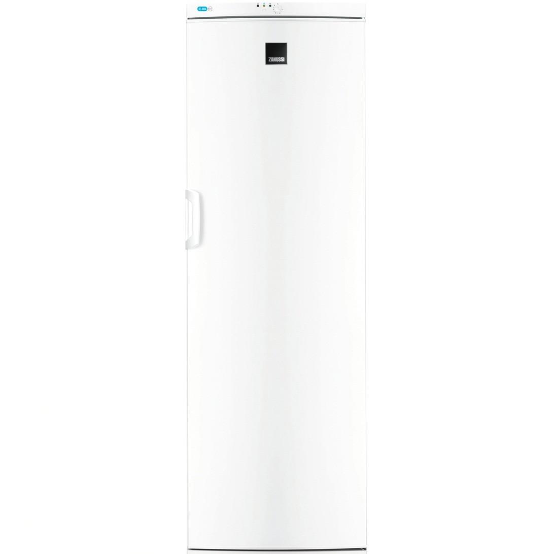 Fotografie Congelator Zanussi ZFU27400WA, Capacitate 245 l, Clasa A+, 7 sertare, H 185 cm, Alb