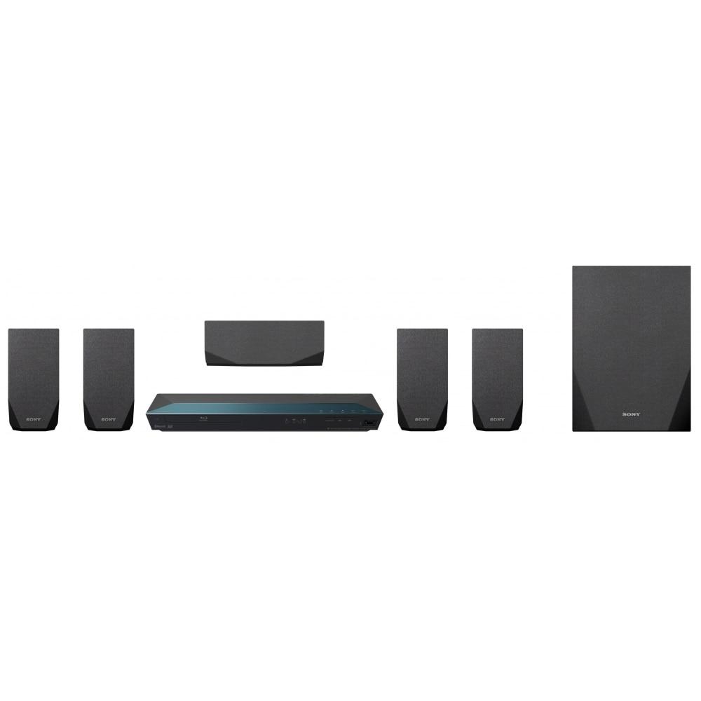 Fotografie Sistem Home Cinema 5.1 cu Blu-ray 3D Sony BDVE2100