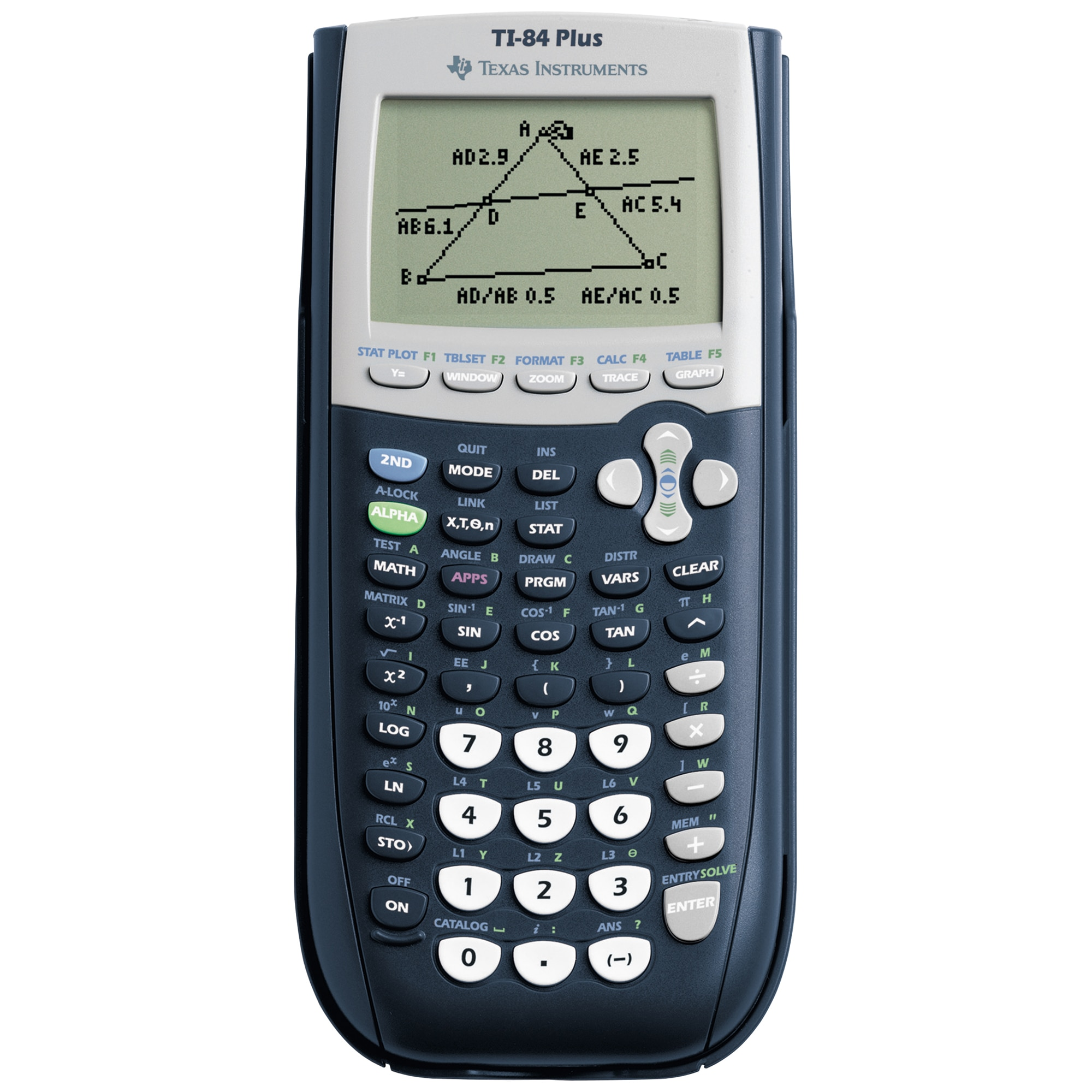 Fotografie Calculator de birou Texas Instruments GRAFIC TI-84 Plus