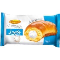 Croissant crema cu lapte 50g Boromir