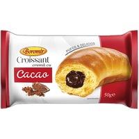 Croissant cu crema cu cacao 50g Boromir
