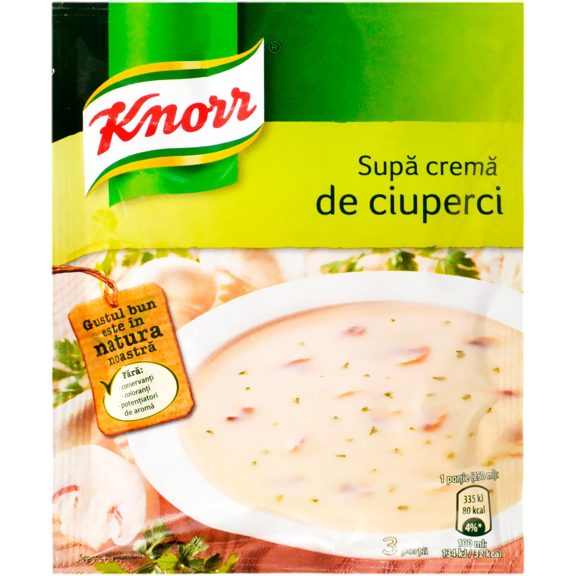Supa crema de ciuperci   Laura Laurențiu