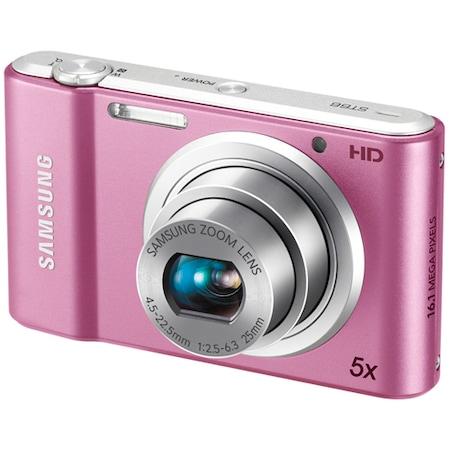 Aparat foto digital Samsung ST 66, 16.1MP, Pink