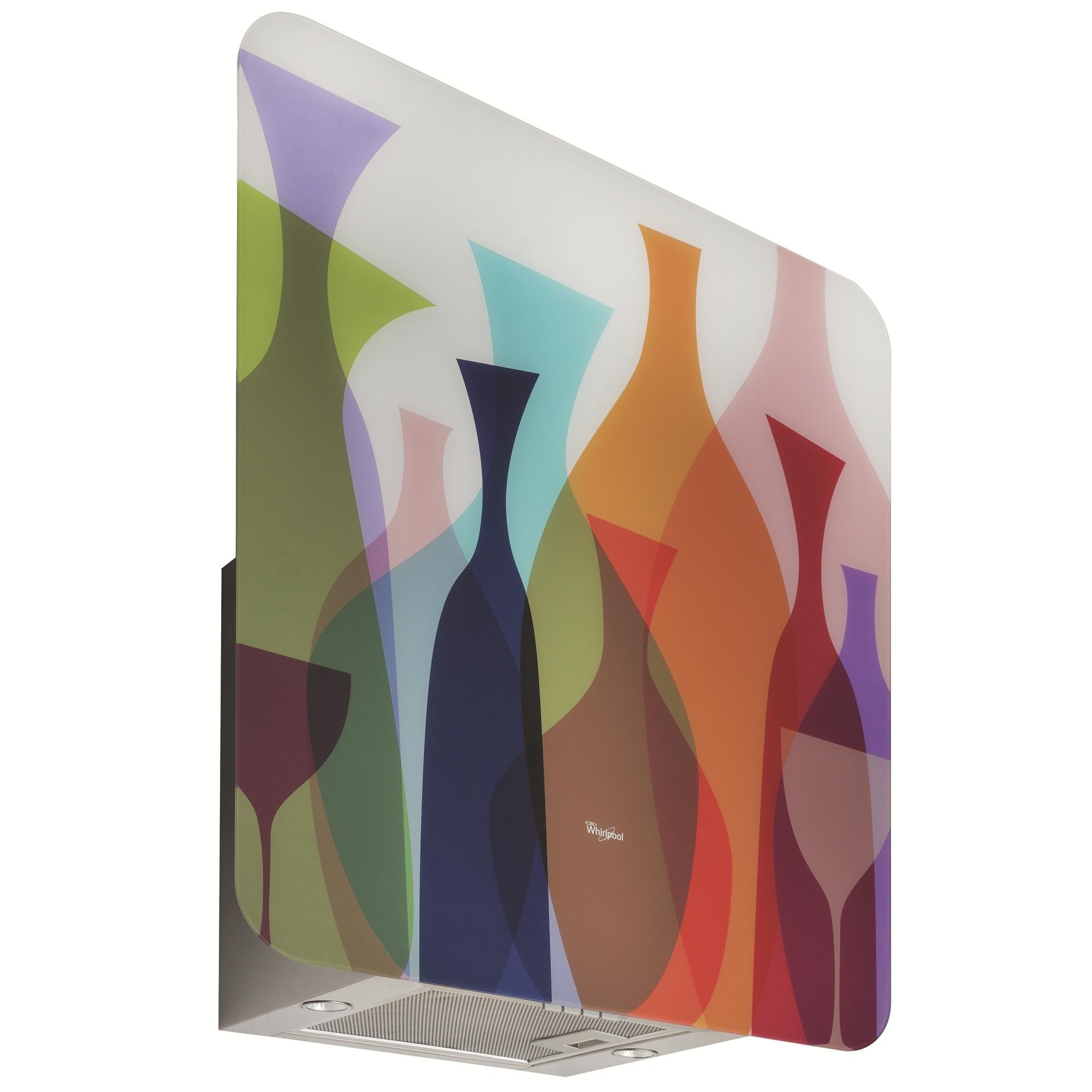Fotografie Panou decorativ Cocktail pentru hota Whirlpool Art Galleery