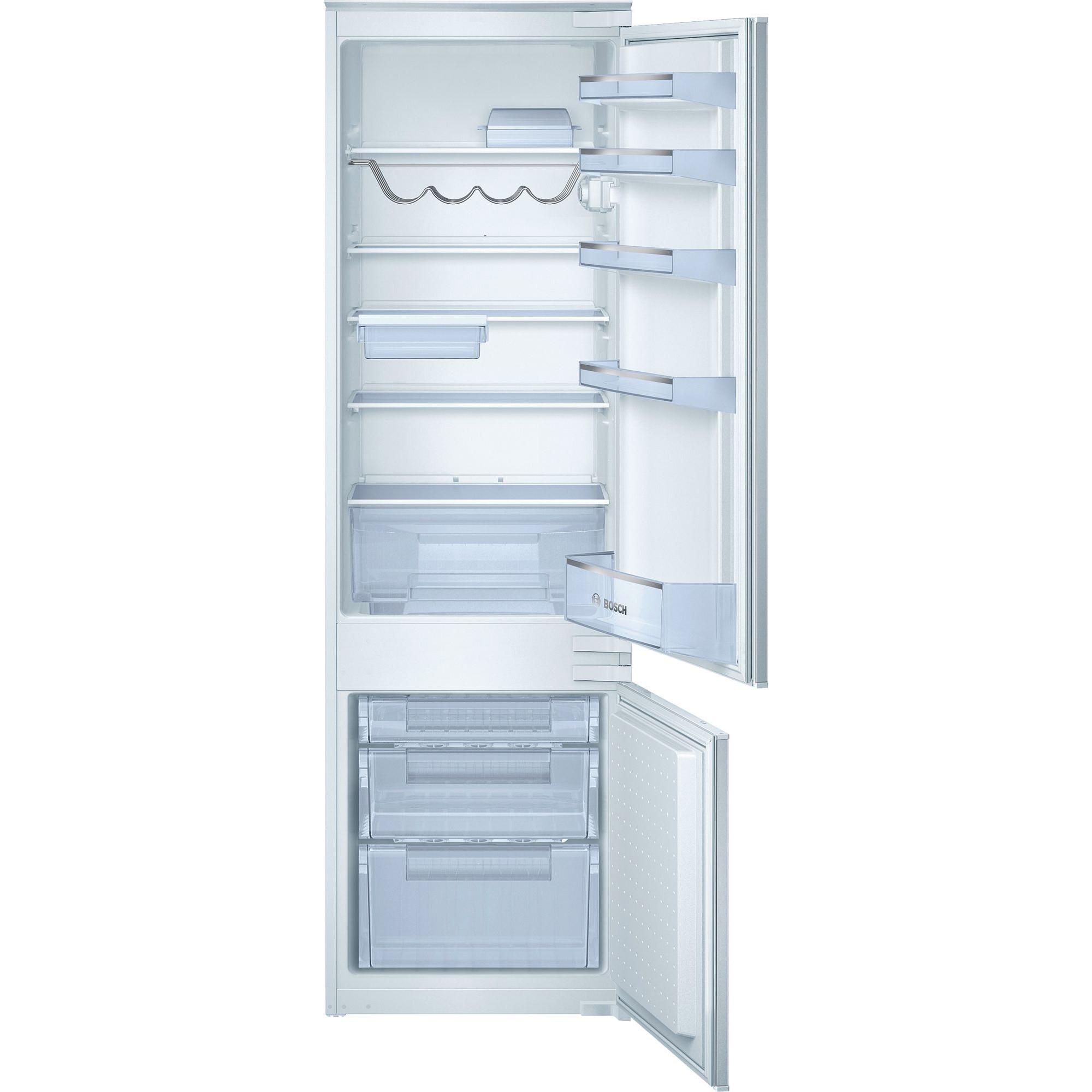 Fotografie Combina frigorifica incorporabila Bosch KIV38X20, 279 l, Clasa A+, H 177 cm
