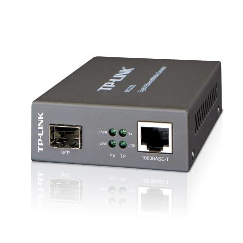 Fotografie Media Convertor TP-Link MC220L, RJ45 1000M