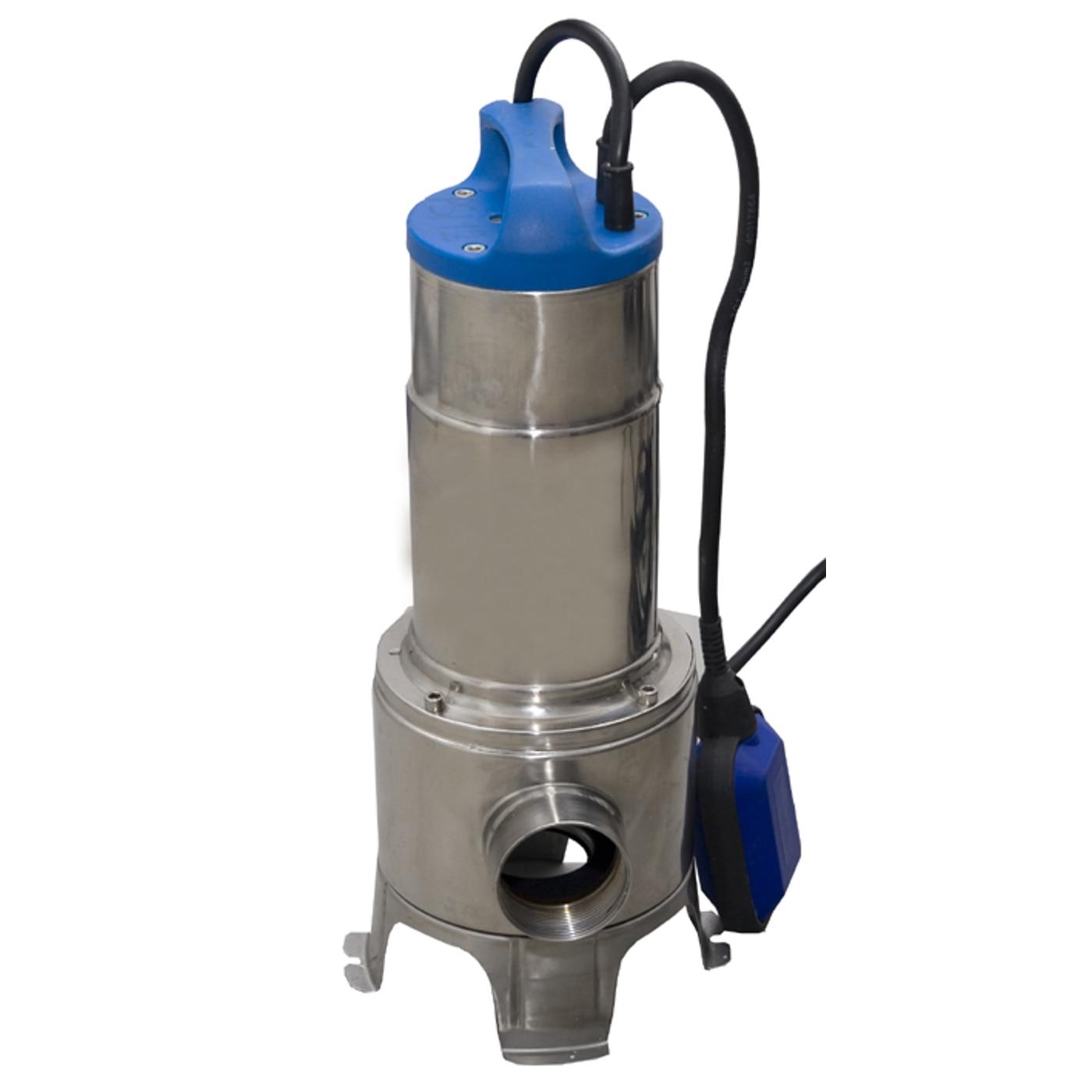 Fotografie Pompa submersibila apa murdara Wasserkonig PSI12, 750 W, 21000 l/h