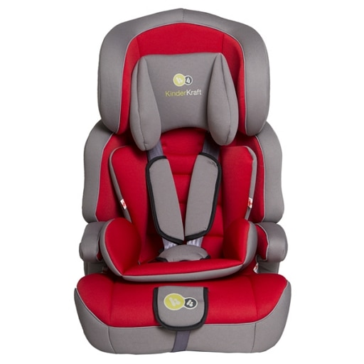 Fotografie Scaun auto Kinderkraft Comfort 9 - 36 kg, Rosu