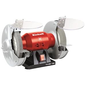 Polizor de banc cu slefuitor Einhell TH-BG 150, 150 W, 2950 RPM, 150 mm