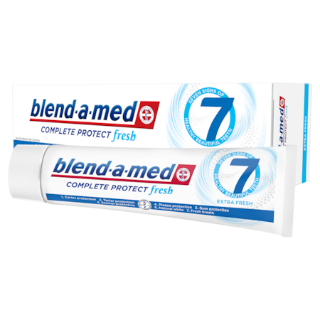 Паста за зъби Blend-a-Med Complete 7 Extra Fresh, 100 мл