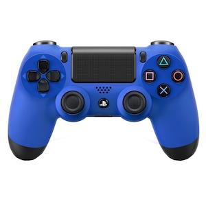 Controller Sony Wireless Dualshock 4 pentru PS4, Albastru