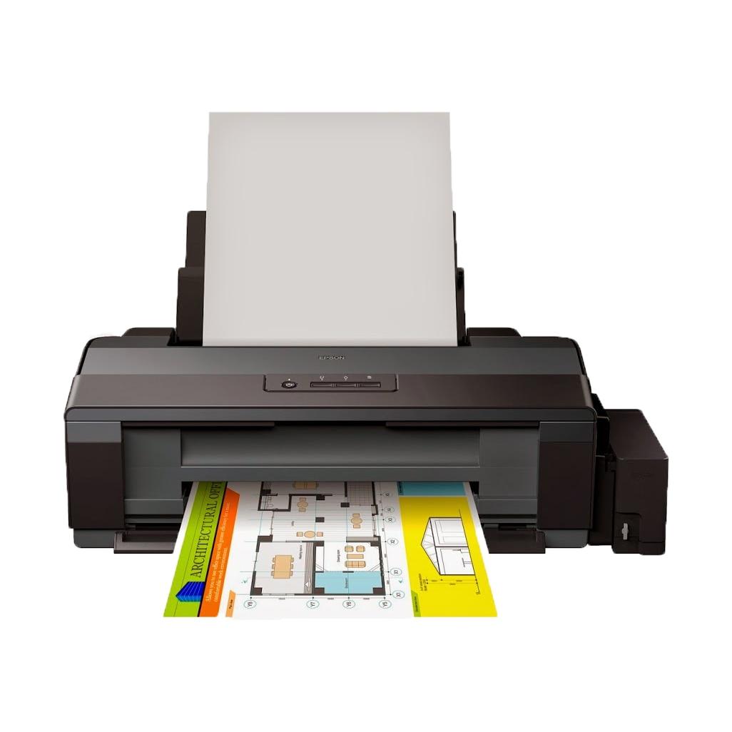 Fotografie Imprimanta InkJet Color Epson ITS L1300, A3+