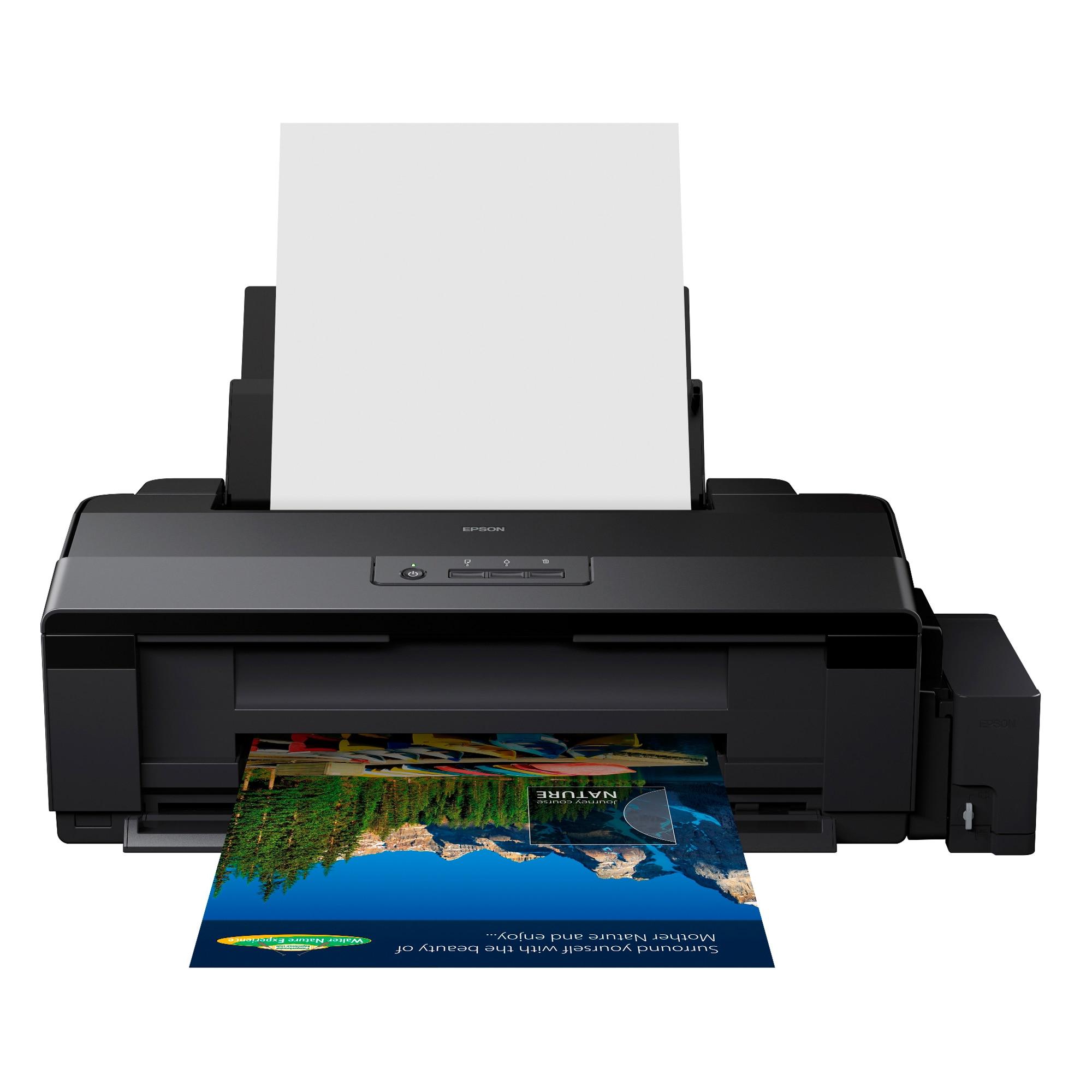 Fotografie Imprimanta cu jet Epson ITS L1800, A3+