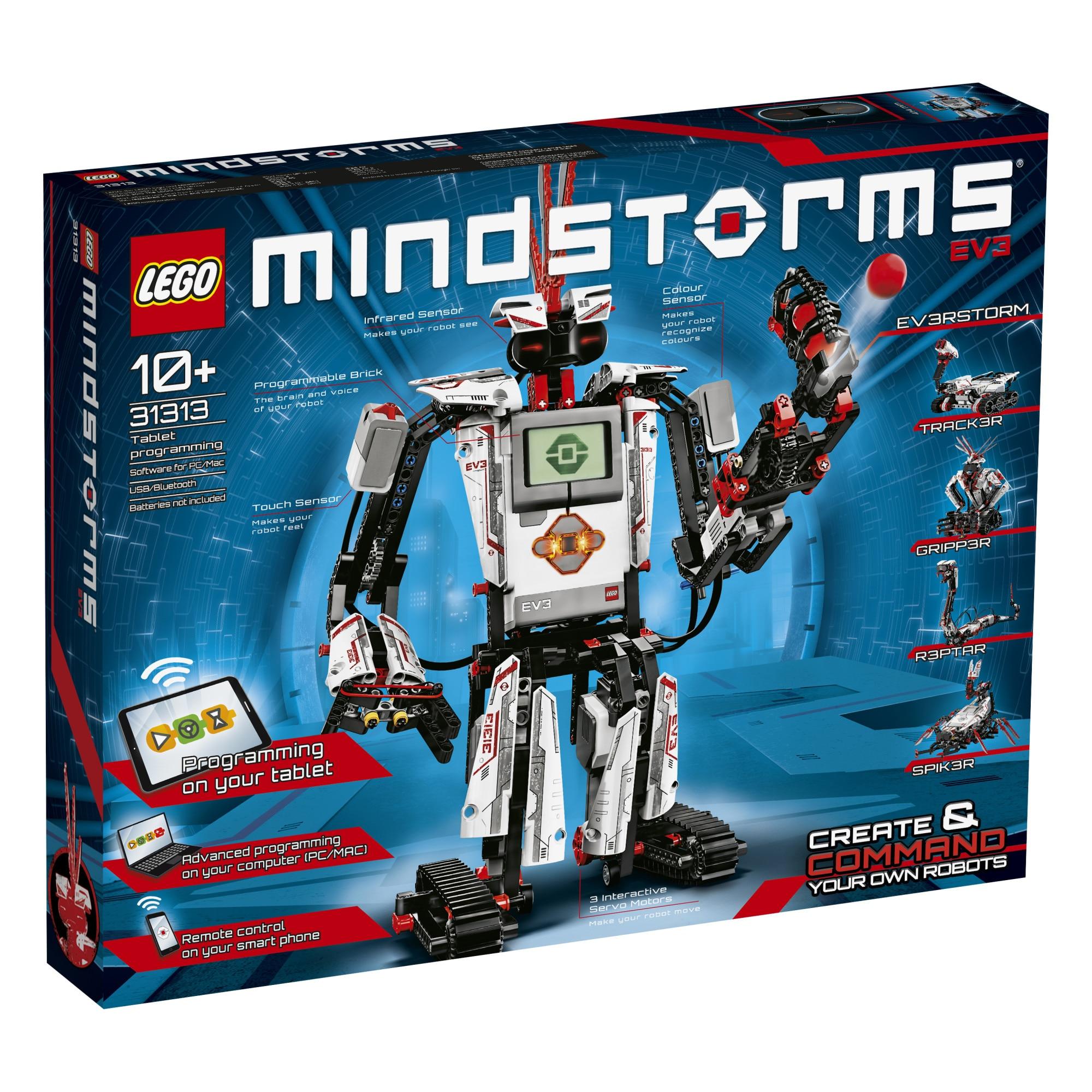 Fotografie LEGO MINDSTORMS EV3 31313