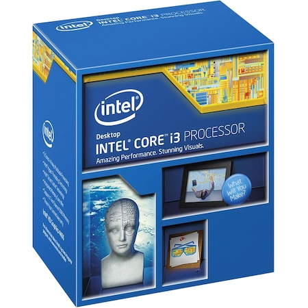 Procesor Intel® Core™ i3-4160, 3.60GHz, Haswell, 3MB, Socket 1150, Box