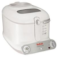 Фритюрник Tefal Super Uno AM3021, 1800 W, 1.4 кг, 2.2 л, Бял/Сив