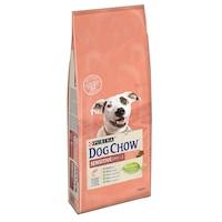Hrana uscata pentru caini Dog Chow Adult Sensitive, Somon & Orez, 14Kg