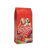 Hrana uscata pentru caini Darling Adult, Carne & Legume, 15Kg