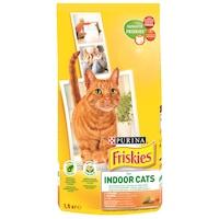 Суха храна за котки FRISKIES Adult CAT Indoor, 1.5 кг