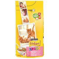 Суха храна за котки FRISKIES Junior Cat, 1.5 кг