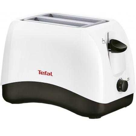 Тостер Tefal TT130130, 850 W, Бял