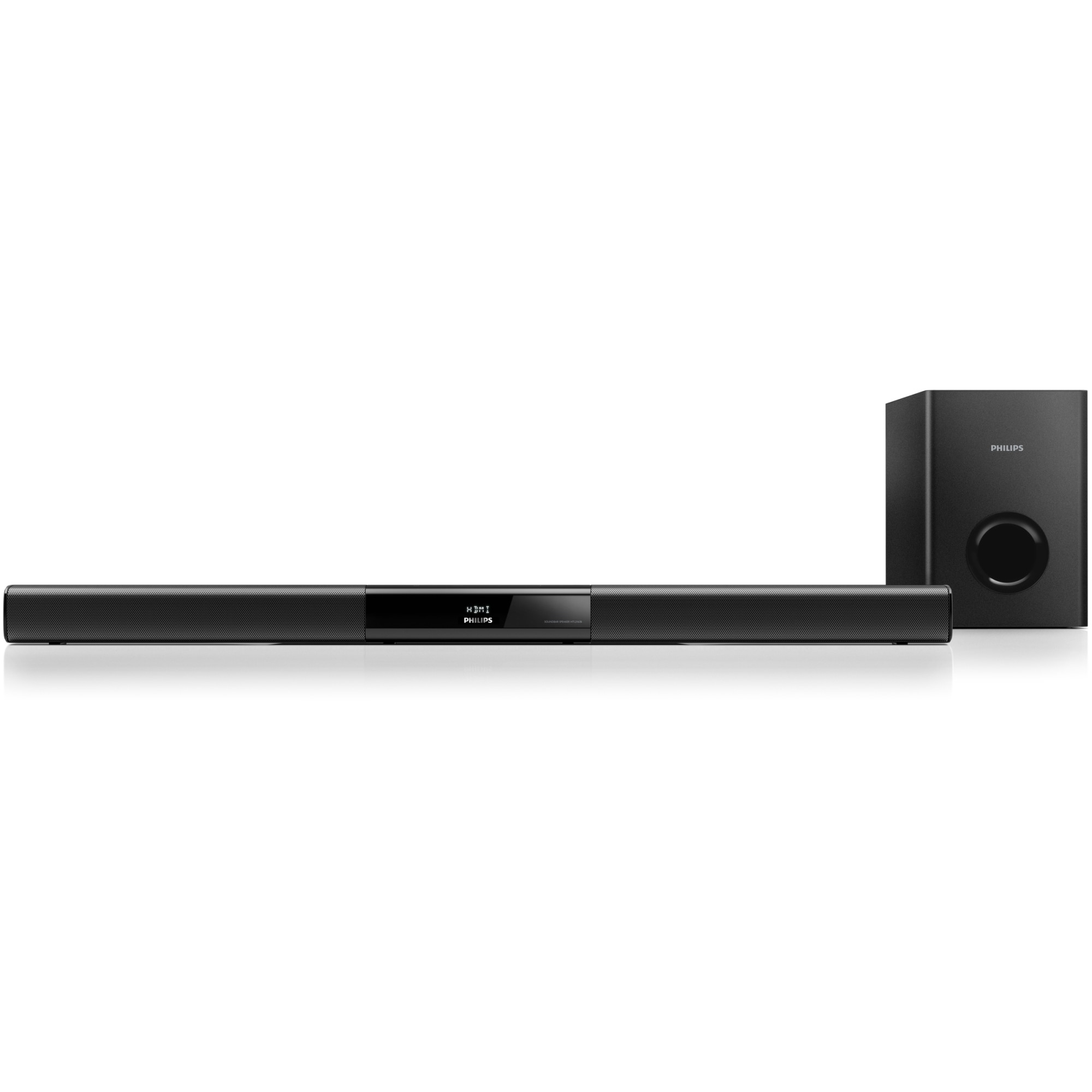 Fotografie Soundbar Philips HTL2163B/12, 120W, Bluetooth, Negru