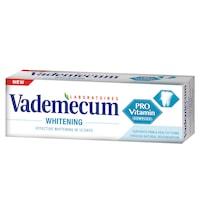Vademecum Provitamin Whitening fogkrém, 75 ml